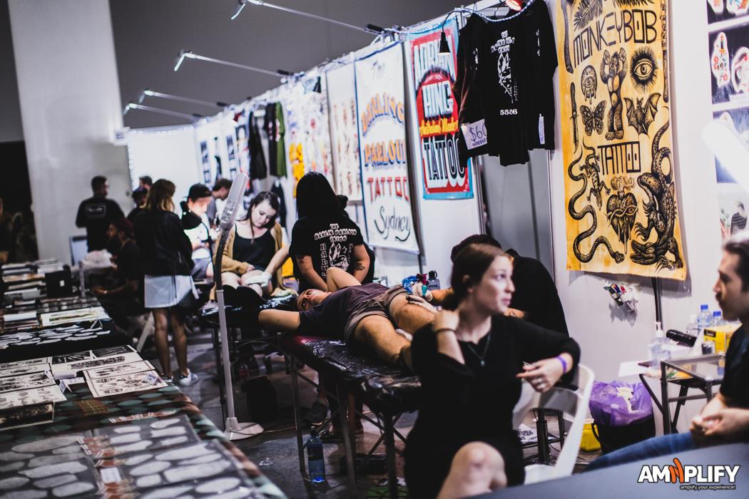 Australian Tattoo Expo - Sydney