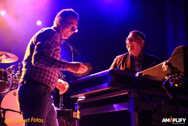 DJs Rudy Powell + Wally