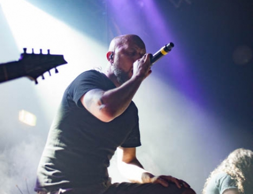 Meshuggah + Make Way For Man @ Metropolis Fremantle 17/03/17 (Live Review)