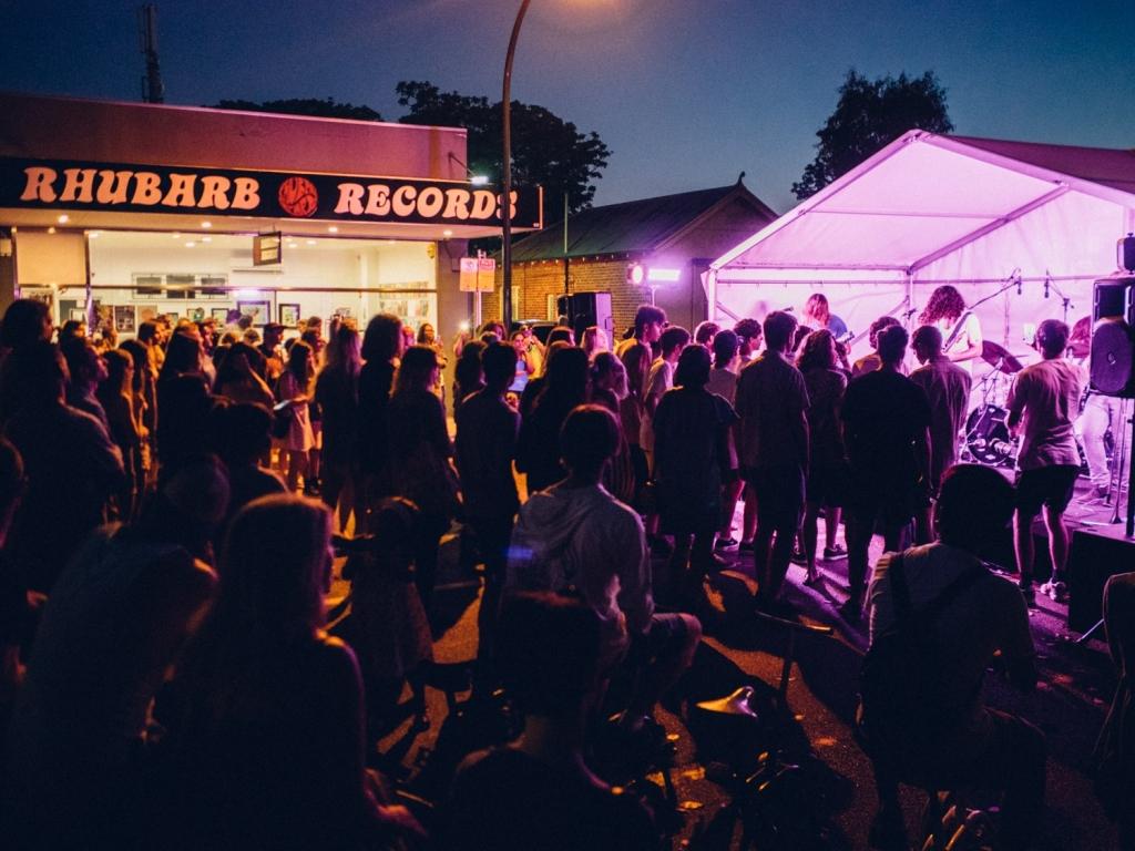 Rhubarb Records