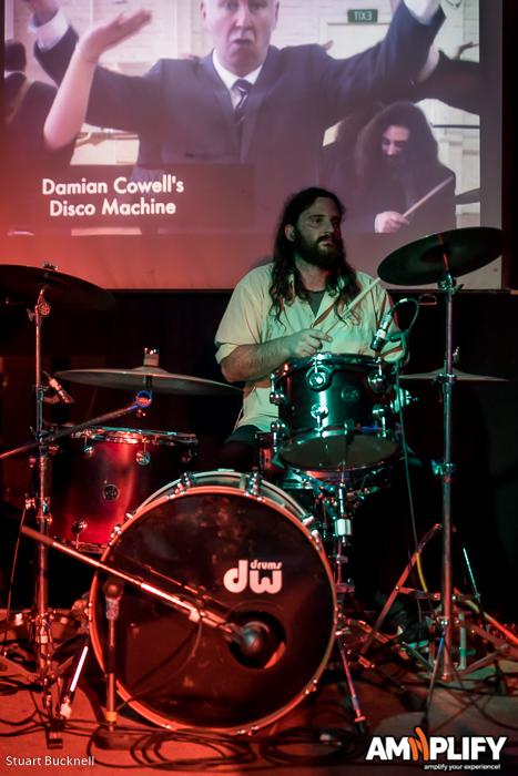 Damian Cowell