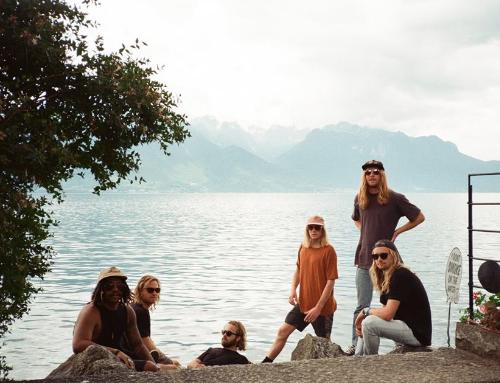 Ocean Alley Release New Single Overgrown