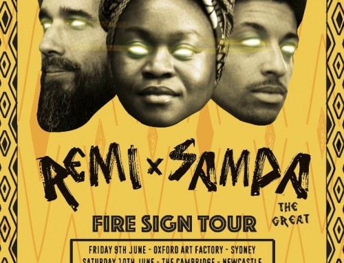 Remi & Sampa The Great Announce Co-Headline National Tour 'Fire Sign'