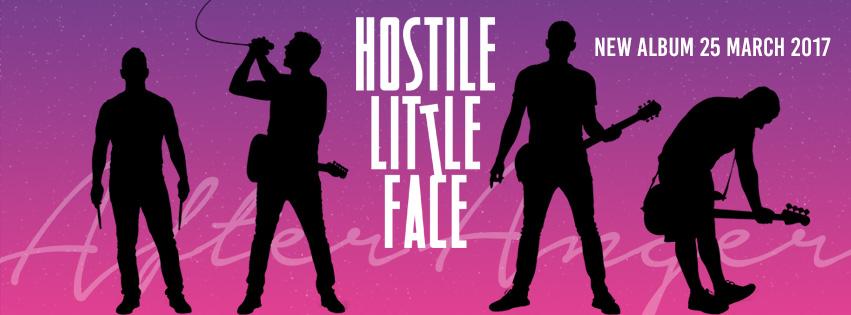 Hostile Little Face