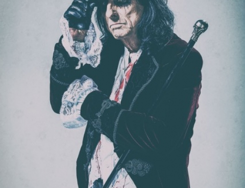 ALICE COOPER Premieres Lyric Video For Brand New Song 'Paranormal'. Album out July 28 & Touring October – Pre order & Win!!