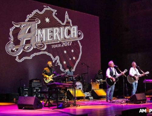 America + Russell Morris @ Hamer Hall 26/07/17