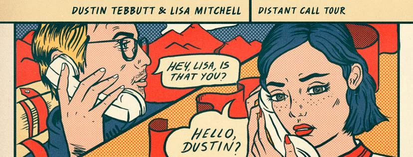Dustin Tebbutt & Lisa Mitchell