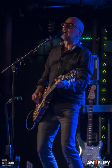 Mark Seymour & The Undertow