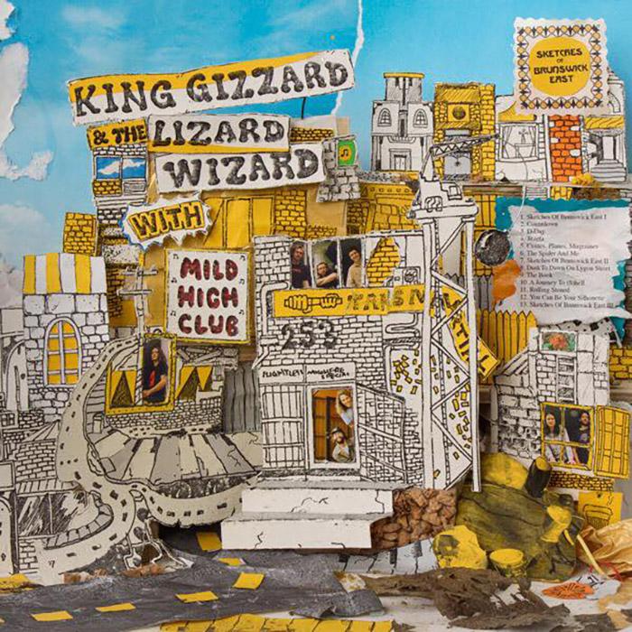 King Gizzard & the Lizard Wizard Mild High Club