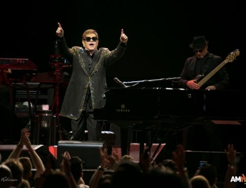 Elton John + Busby Marou @ WIN Stadium 24/09/17