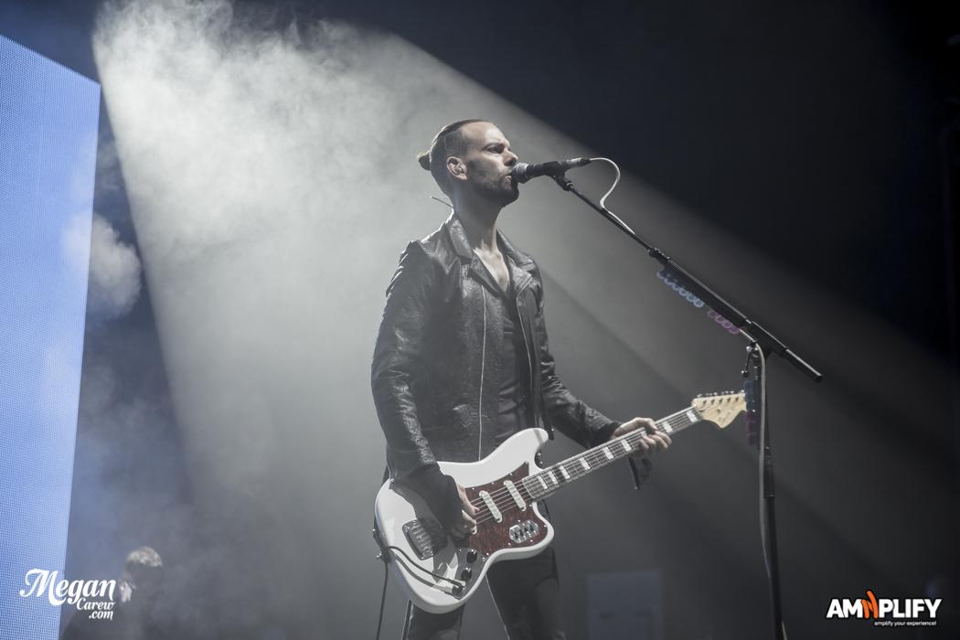 Placebo, Qudos Bank Arena, Live Music Photography, Megan Carew Photography