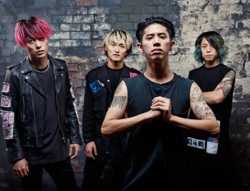 ONE OK ROCK, Corner Hotel, Melbourne  Sunday 8th October  (Live Review)
