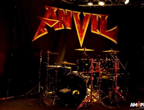 Anvil + Death Dependant + Psychonaut @ Rosemount Hotel 14/11/17