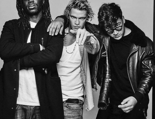 Interview with CODY SIMPSON of CODY & THE TIDE