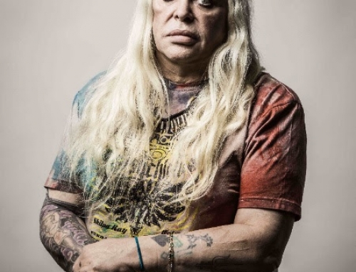 GENESIS P-ORRIDGE  Australian Tour Cancelled Due to ill health