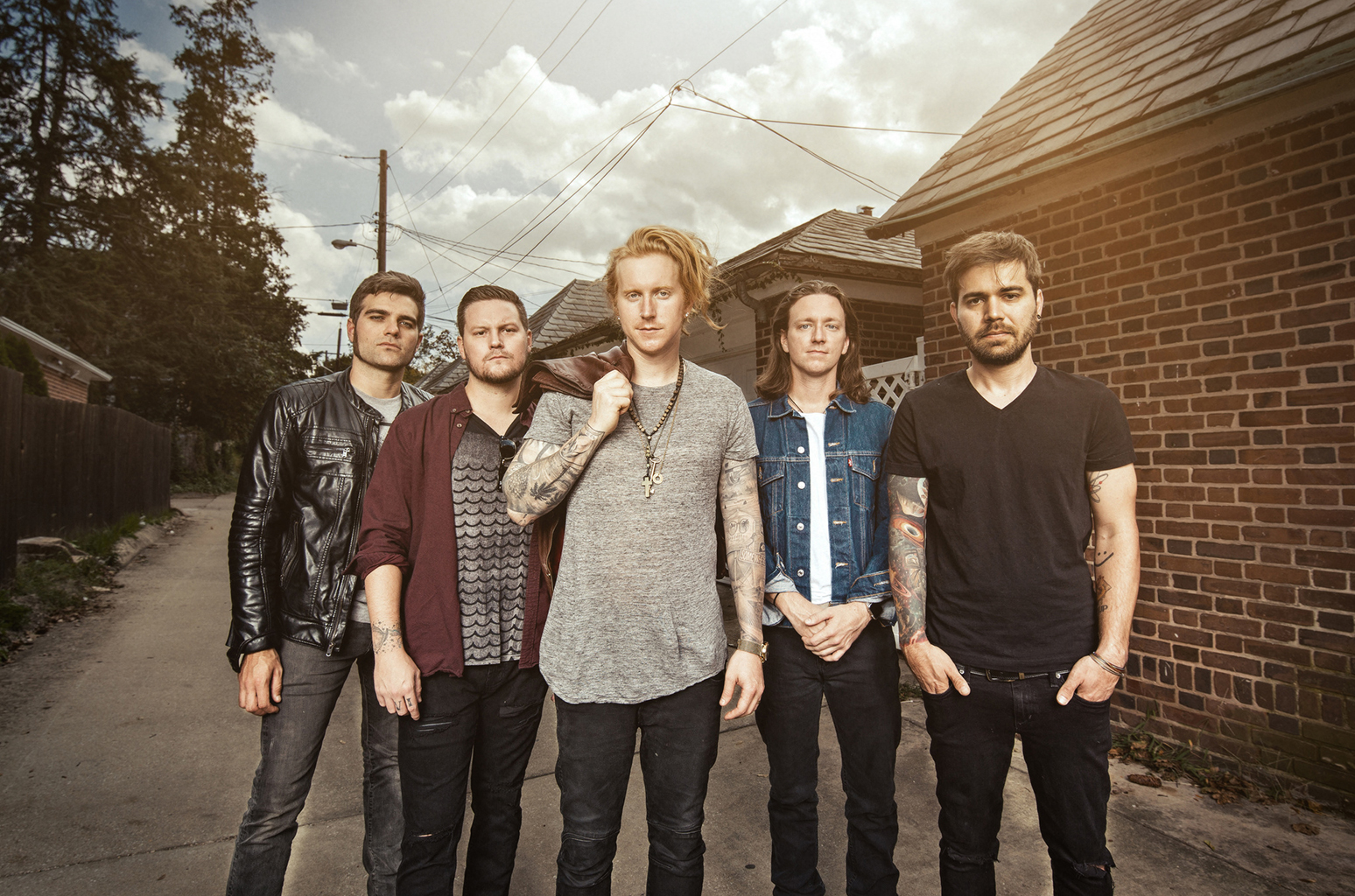 WE THE KINGS Facebook Tour AMNplify